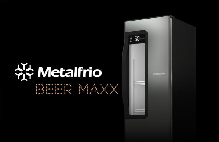 Metalfrio lança cervejeira Beer Maxx