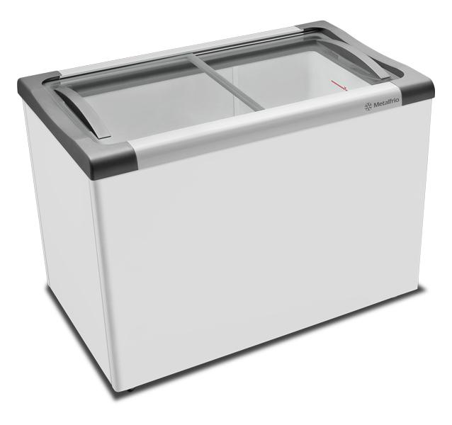 Freezer de Sorvete Horizontal NF30 Metalfrio