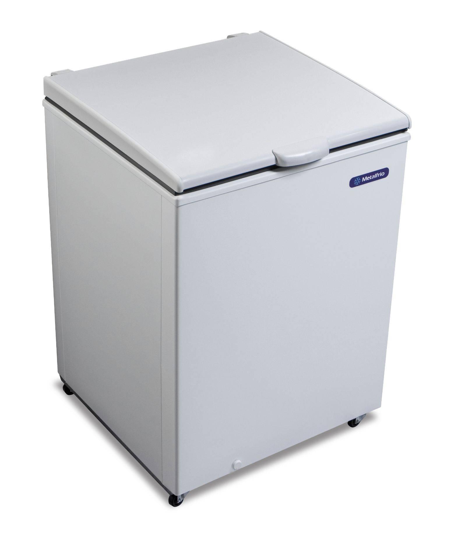 Conservador Freezer Dupla Ação Horizontal DA170 Metalfrio
