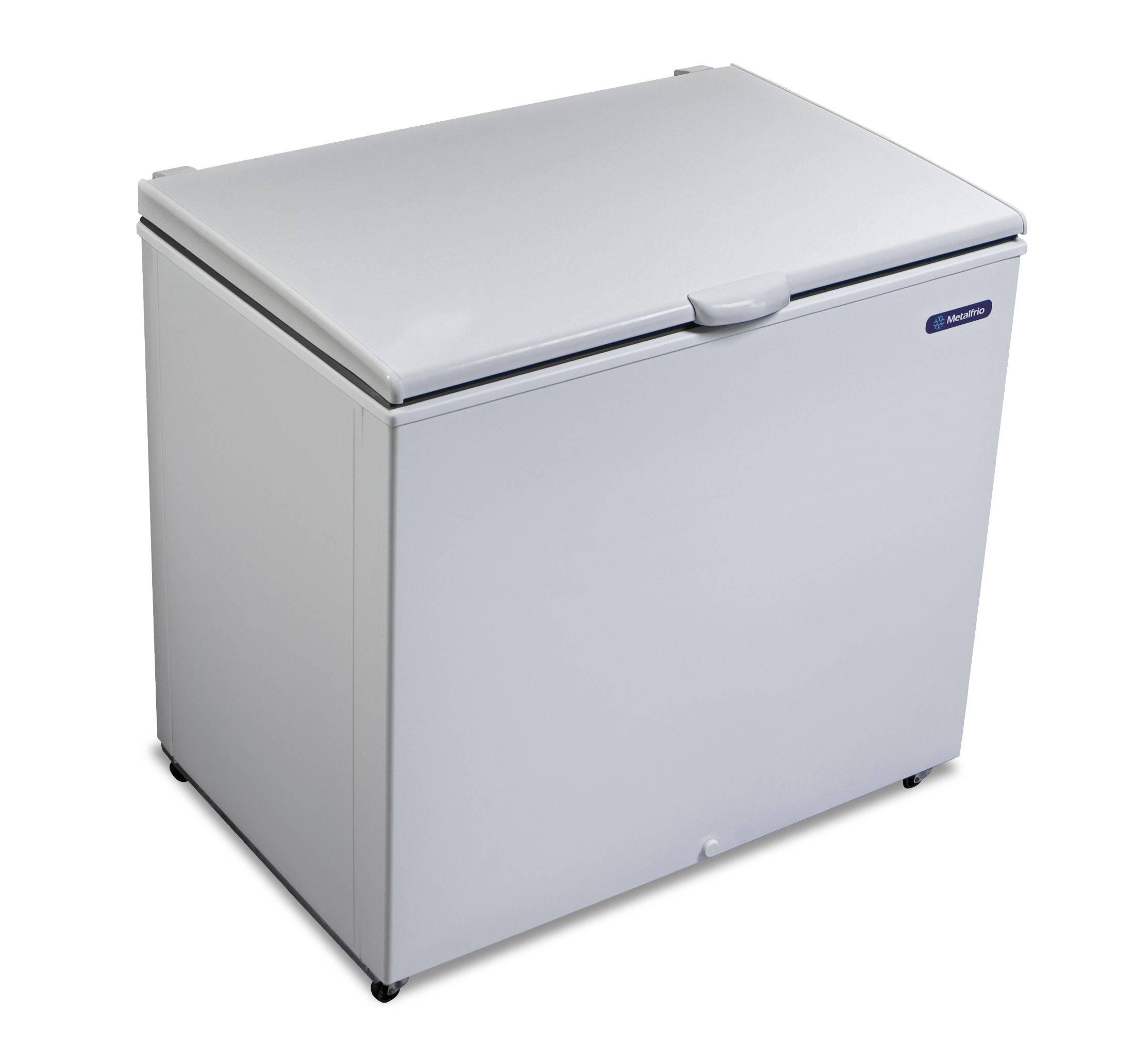 Freezer Dupla Ação DA302 Metalfrio