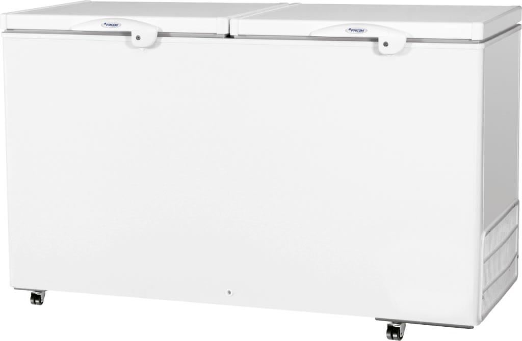 Freezer Horizontal Dupla Ação Fricon 503L 220V - HCED 503 C