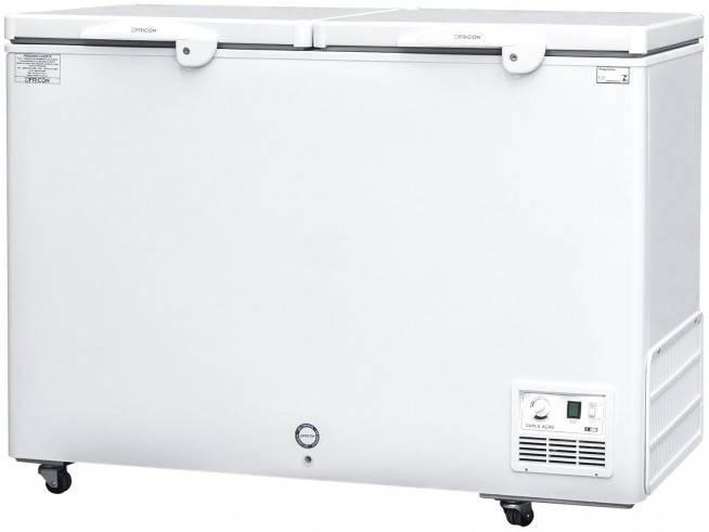 Freezer Refrigerador Conservador Horizontal Dupla Ação HCED 411 Fricon