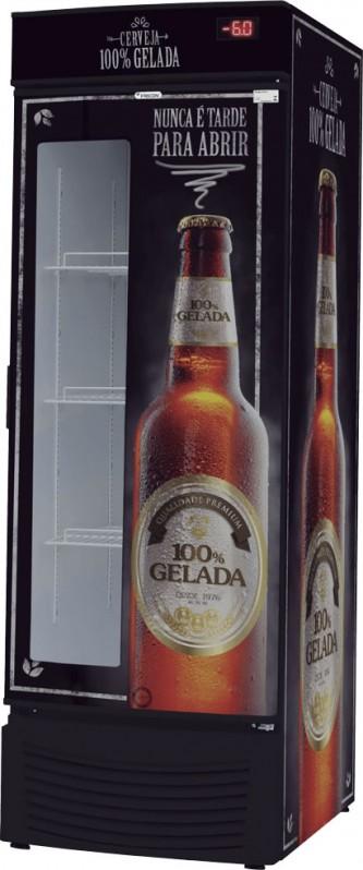 Cervejeira Vertical 565L VCFC 565 D c/ Visor - Fricon