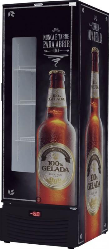 Cervejeira Vertical 565L Low Cost VCFC LC 565 D - Fricon