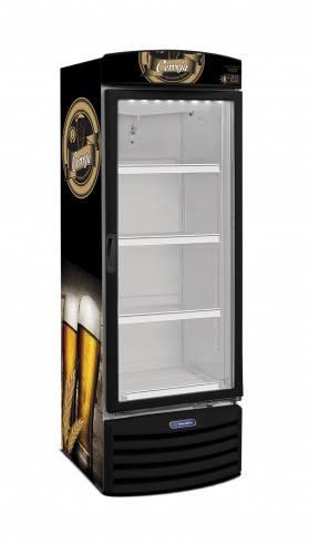 Cervejeira Expositor Preta VN44RL Metalfrio