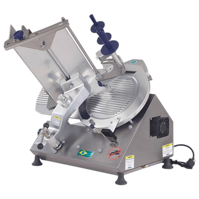 Cortador de Frios Automático Lamina 300 mm AXT-30i Gural