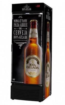 Refrigerador Cervejeira Porta Cega VCFC 565c Fricon