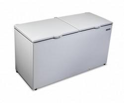 Freezer Horizontal Dupla Ação DA550 546 Litros 2 Tampas Metalfrio