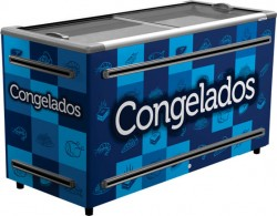 Conservador / Refrigerador Ilha 503L ICED 503 V - Fricon