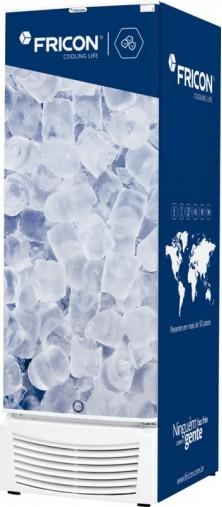 Freezer Vertical p/ Gelo 569L VCEB 569 C