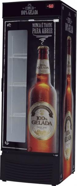 Cervejeira Fricon Com Porta de chapa 431L 220V - VCFC 431D