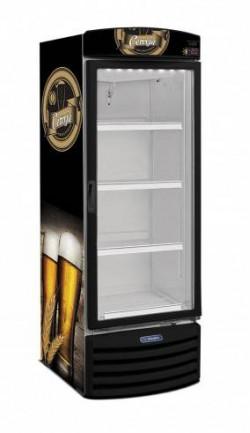 Cervejeira Expositora Preta VN50RL Metalfrio