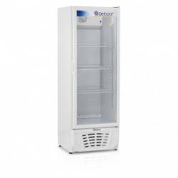 Refrigerador Expositor de Bebidas GPTU 40 Gelopar